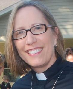 The Rev. Beth Tjoflat[1]